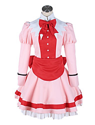 Inspired by Black Butler Elizabeth Anime Cosplay Costumes Cosplay Suits Patchwork Pink Dress / Cravat