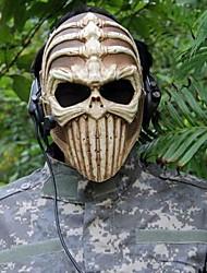 tactique airsoft armée pistolet de paintball jeu complet du visage protéger masque sécurité