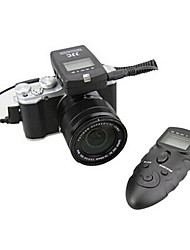 controle remoto sem fio tempo JJC rr-90 para Fujifilm XM1 / XE2 / xa1 / xq1 / xt1 / s1