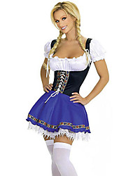 Meihuo Costume Cosplay Clothing Include Dress,T-back