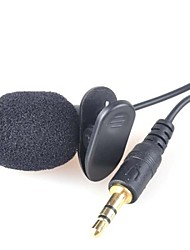 Neewer® 3.5mm Hands Free Computer Clip on Mini Lapel Microphone
