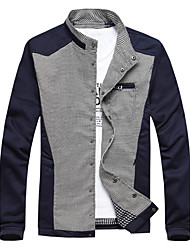 Senleisi Men's Causal Jacket