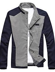 Senleisi Men's Causal Jacket