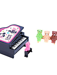 Piano Music Saving Bank Toys for Gifts