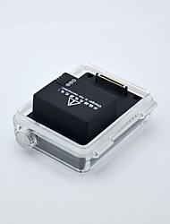 батарея BacPac для GoPro героя 3 + (плюс) продлен рекорд + герой 3 + продлен водонепроницаемый заднюю дверь