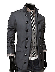 Ocean Men's Winter Fashion Slim Coat 00-X47