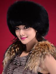 Fashion Beauty Women's Fashion Fur Cap