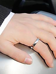 Кольца Для вечеринок / Повседневные Бижутерия Сплав Мужчины Классические кольца