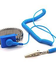 BRO Watch Style Wire Antistatic ESD Adjustable Wrist Strap Band Grounding Wristband Bracelet