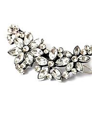 Retro-Blumen-Diamant Multipurpose-Haarnadel