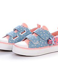 Sneakers de diseño ( Negro/Azul/Rosado ) - Comfort/Punta cerrada - Lienzo