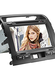 "9 "" 2 Din Car DVD Player for 2008-2015 Toyota Land Cruiser with DVD,GPS,ATV,Bluetooth,Ipod,Games,Front Camera"