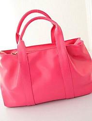Women's Wax Hand The Bill Of Lading Shoulder Bag