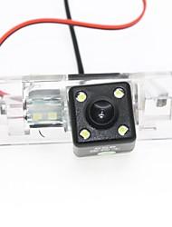 renepai® 170 ° ccd étanche vue arrière de voiture de vision nocturne caméra pour A4L 420 lignes tv audi NTSC / palettes 6LED