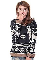 Women's Knit Tops Knitwear Pullover Jumper Sweater