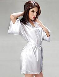 sexy lace robe camisola do night®women da véspera (mais cores)
