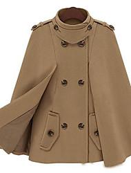 autunno cappotto nuovo di modo delle donne
