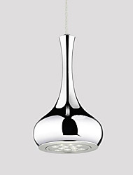 Pendant Light ,  Modern/Contemporary Globe Electroplated Feature for LED MetalDining Room Kitchen Study Room/Office Kids Room Game Room