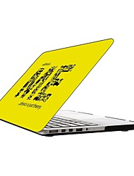 Without Me Design Full-Body Protective Plastic Case for 13-inch/15-inch MacBook-Pro with Retina Display