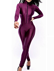Women's Party Sexy Color Net Foreign Trade Jumpsuits