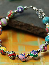 Beaded Ethical Style Bracelet