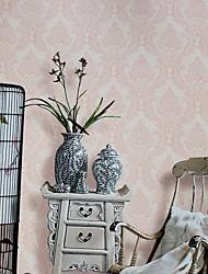 mur papier mural, style européen classique fleur papier peint de PVC