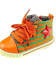 zapatos para niños consuelan planas zapatillas de deporte de moda talón zapatos más colores disponibles