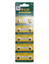 Uhrenbatterien Metall #(8.0E-4) #(0.65 x 0.65 x 0.2) Uhren Zubehör