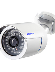 Sinocam® 1.3MP Onvif P2P IP Bullet Camera Support Video Push Optical Zoom In