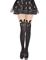 Lovely Rabbit Pantyhose Stockings