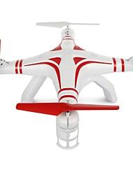 hélicoptère rc 2.4g 4.5ch xinyuange® quadcopter jouet à distance avec la caméra de lumières LED