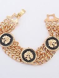 personalidade leão pulseiras elegantes de kl Wonen