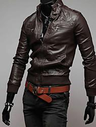 hisen мужские случайные всего матча куртка