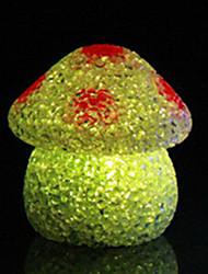 champignon eva cristal couleur-lumière changeante de nuit