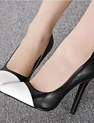 sapatos femininos apontou toe stiletto heel shoes
