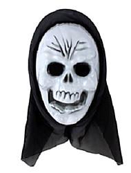 призрак Хэллоуин скелет царя маска