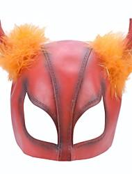 SYVIO cabeza de vaca belleza de látex de Halloween máscara de estilo slip-on