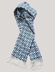 sktejoan®ladies moda europeus e americanos de seda clássico cachecol quente