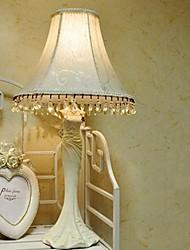 Desk Lamps 220V Resin Carving European Retro Classic