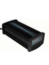 CLEN  12V 10A/20A/30A Current Switchable Battery Charger with Overcharge And Over-voltage Protection
