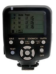 YONGNUO YN560-tx c controlador de flash manual receptor do obturador disparador sem fio para canon câmera DSLR