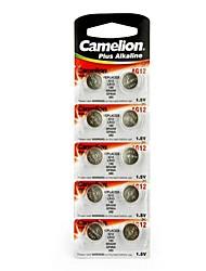 Camelion 1.5В кнопку AG12 щелочная батарея (10шт)