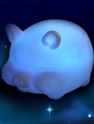 Coway Colorful Pig LED Nightlight