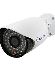 YanSe 36-LED Outdoor / Indoor CCTV System IR Waterproof Camera YS-5818D
