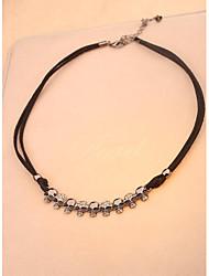 Fashion Korea Statement Skulls Necklace Jewelry
