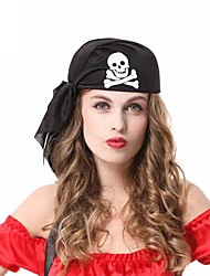 pirates noirs skeleton Halloween casque de partie