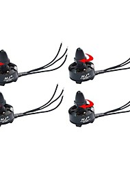 2 clockwise rotation and 2 anticlockwise rotation HJ2208 1300KV Brushless Motor for RC Helicopter/RC Aircraft