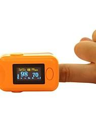 Health Monitors OLED Display Finger Pulse Oximeter Blood Oxygen SpO2 Saturation Oximetro for Family Health Care