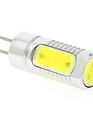 4 W 4 COB 300 LM Cool White T Bi-pin Lights DC 12 / DC 24 V