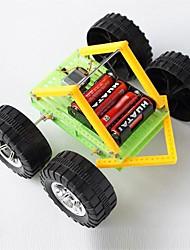 DIY Big Wheel 4x4 Educational Novelty Toys